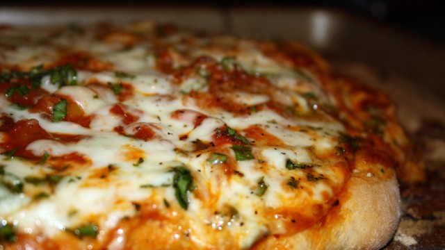 Lebensmittel Pizza-Forschung