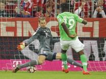 FC Bayern VfL Wolfsburg Bundesliga