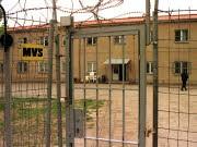 Abschiebehaft, hier in Asylbewerber- und Überführungsheim des Landes Brandenburg in Eisenhüttenstadt, AP