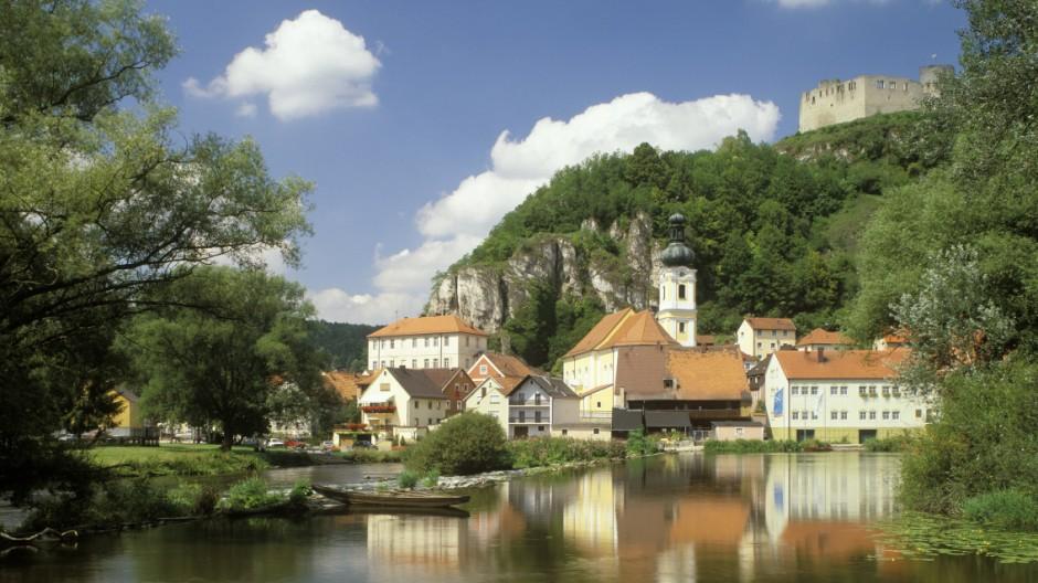 Bayernreise Künstlerdorf in der Oberpfalz