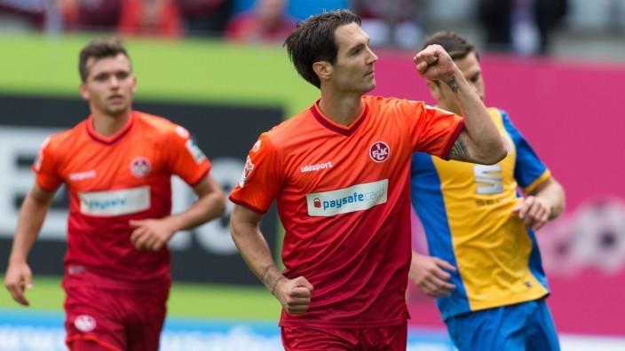 1. FC Kaiserslautern - Eintracht Braunschweig