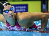 Schwimm-EM 2014 - women?s 50m Breaststroke
