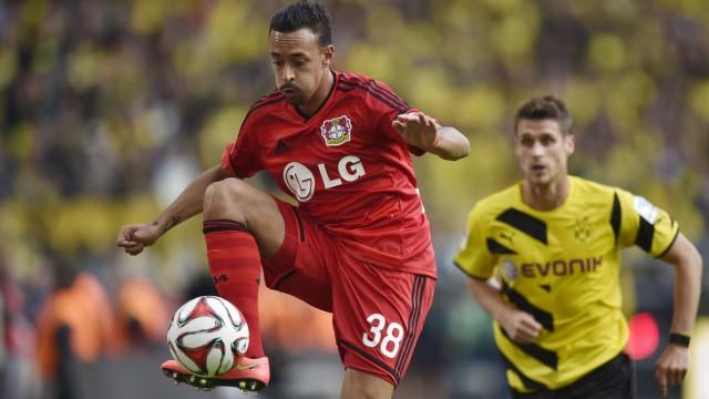 Karim Bellarabi, Bayern 04 Leverkusen, Fußball