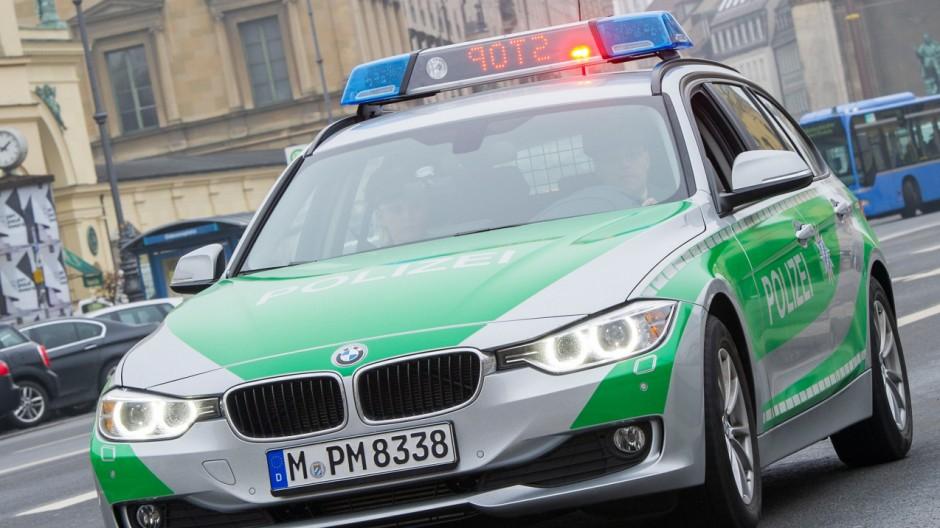 Polizei mit neuem Stop-Signal