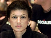 Sahra Wagenknecht; Reuters