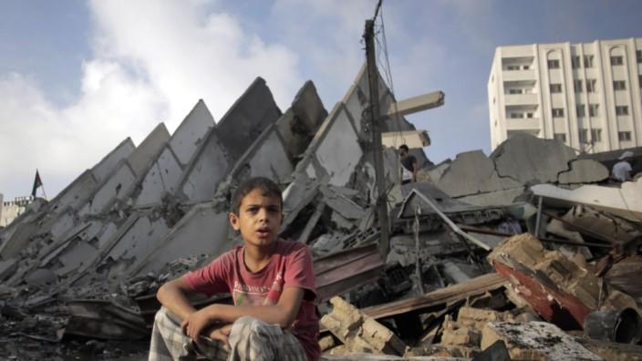 Israel Gaza Palästinenser