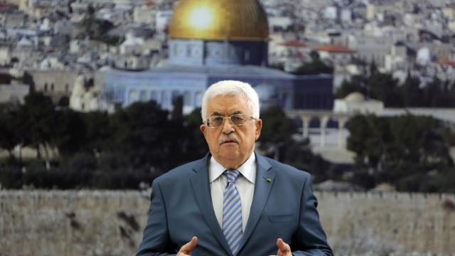 Nahostkonflikt Israel und Palästinenser