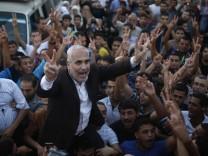 Hamas feiert Waffenruhe als Sieg