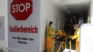 Ebola Patient Zur Behandlung In Hamburg Eingetroffen Gesundheit