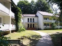 Asylbewerberheim an der Unterbrunner Straße