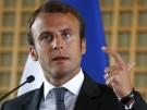 Emmanuel Macron, französischer Wirtschaftsminister