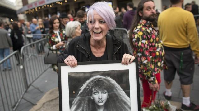 Fans Attended Sold Out Kate Bush Comeback Concert