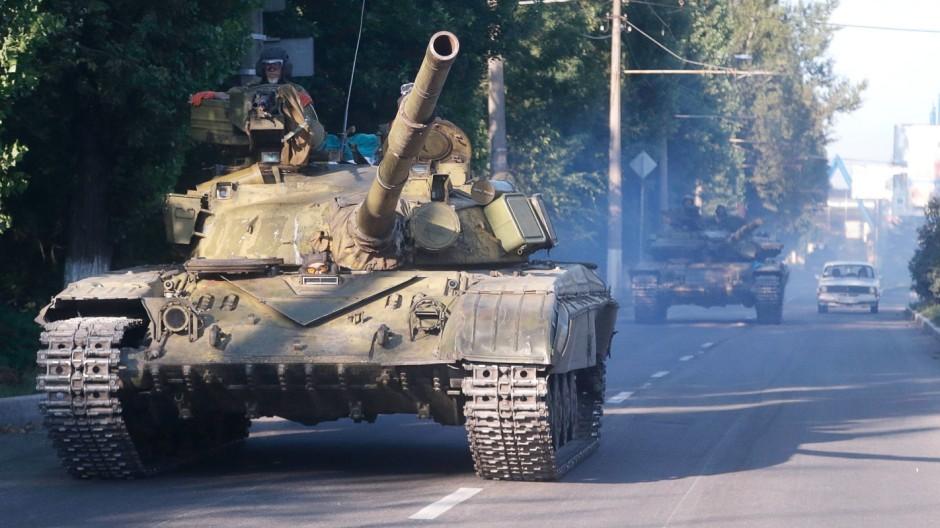 Umbruch in der Ukraine Krieg in der Ukraine