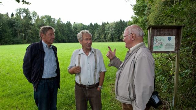 Ebersberg Serie: Schauplätze der Geschichte