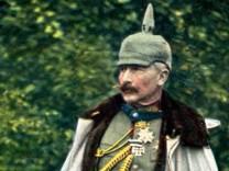 Kaiser Wilhelm II. in Uniform Erster Weltkrieg