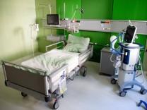 Krankenhauszimmer