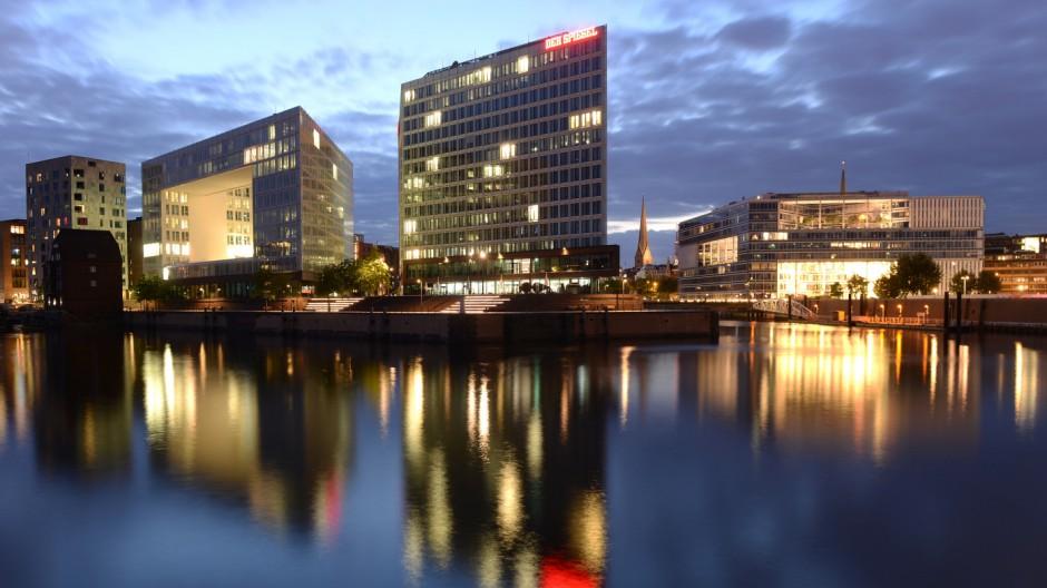 Verlagsgebäude 'Der Spiegel'