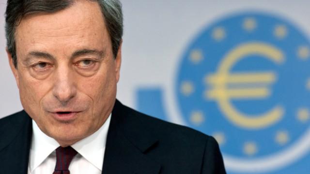 Draghi Merkel Europa Sparkurs