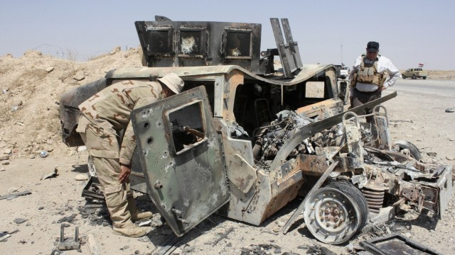 Irak Kurden Islamischer Staat