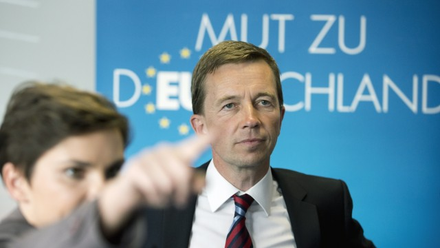 Political Parties React To Saxony Election Results