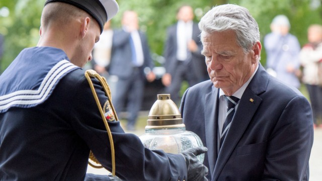 Gedenkfeier zum 75. Jahrestag des Beginns des Zweiten Weltkriegs
