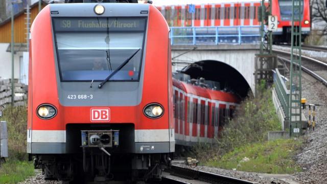 Münchner S-Bahn-Tunnel