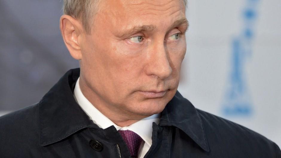 Vladimir Putin's working visit to Far Eastern Federal District