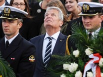 Commemoration of the start of WW II 75 years ago