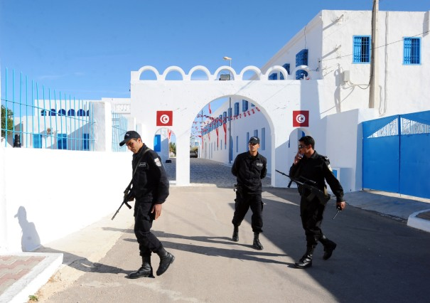 TUNISIA-RELIGION-JEWS-SECURITY