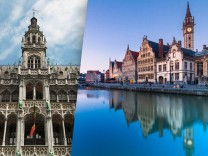 Brüssel - Gent