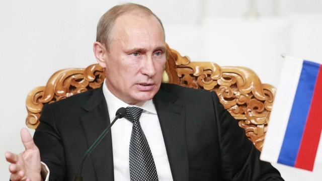 Krieg in der Ukraine Vorschlag aus Russland