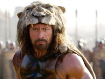 "Dwayne ""The Rock"" Johnson als Hercules"