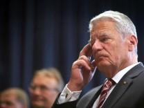 Bundespräsident Gauck besucht Rheinland-Pfalz