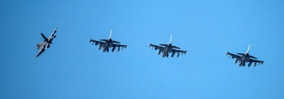 More US F-16 fighter jets arrive to Poland