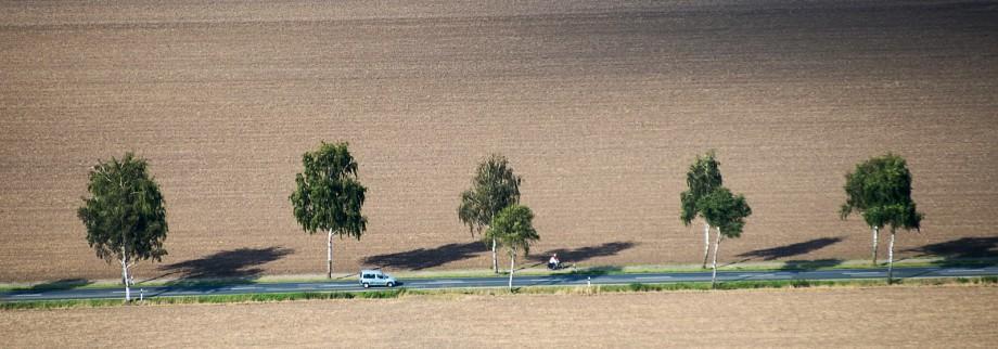 Niedersachsen aus der Luft