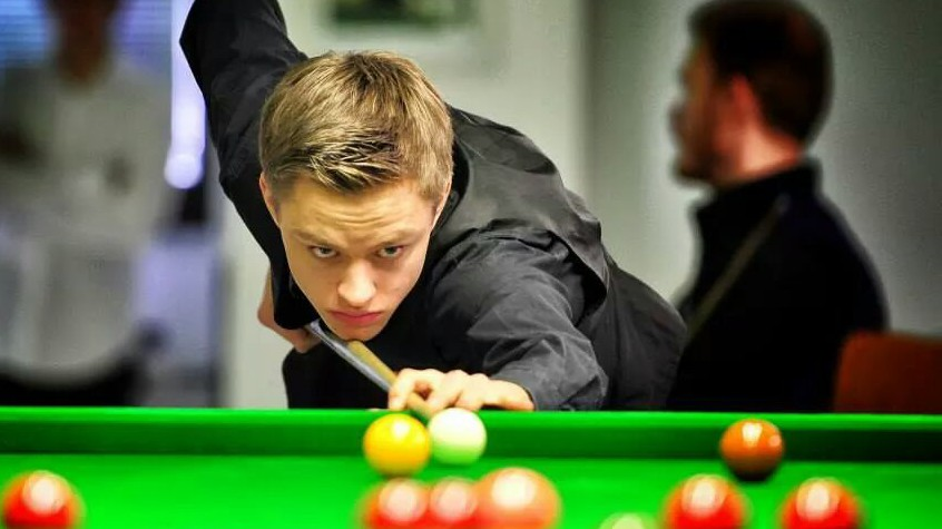 Lukas Kleckers Snooker