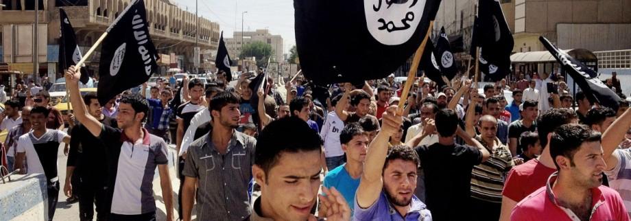 Islamischer Staat Al-Qaida gegen IS