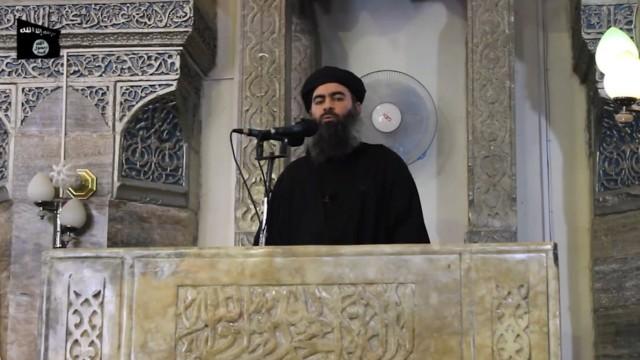 Islamischer Staat Terrorgruppe IS