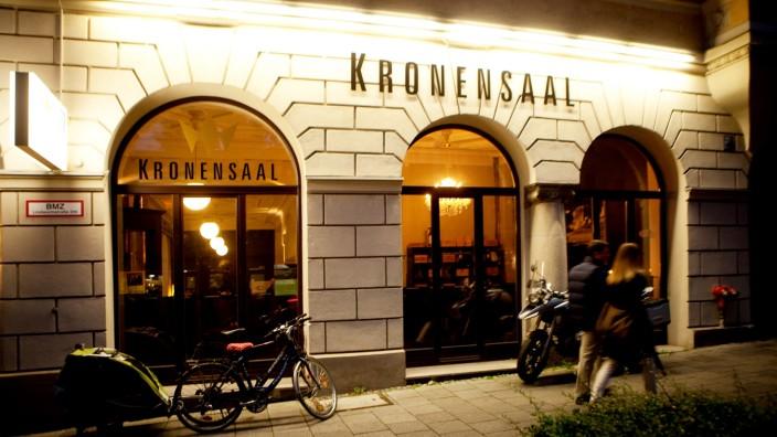Bar/Restaurant Kronensaal, Lindwurmstraße 205