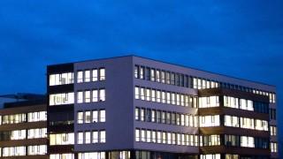 Gebäude am Businesscampus Garching Hochbrück