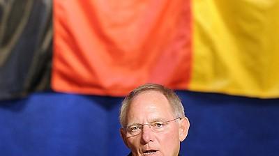 Einbürgerungstest Schäuble zum Einbürgerungstest