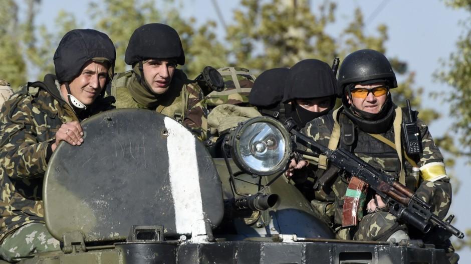 Krieg in der Ukraine Krieg in der Ukraine
