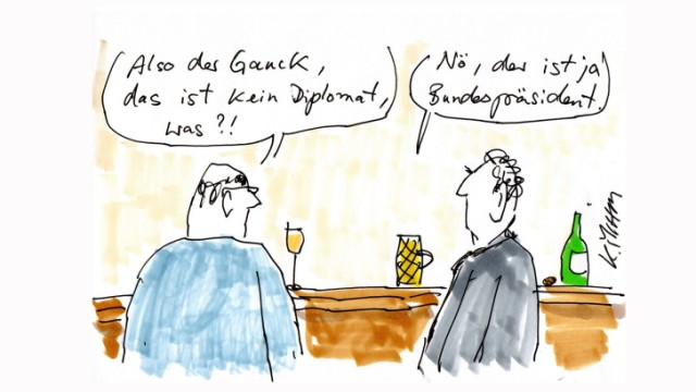 Forum Joachim Gauck