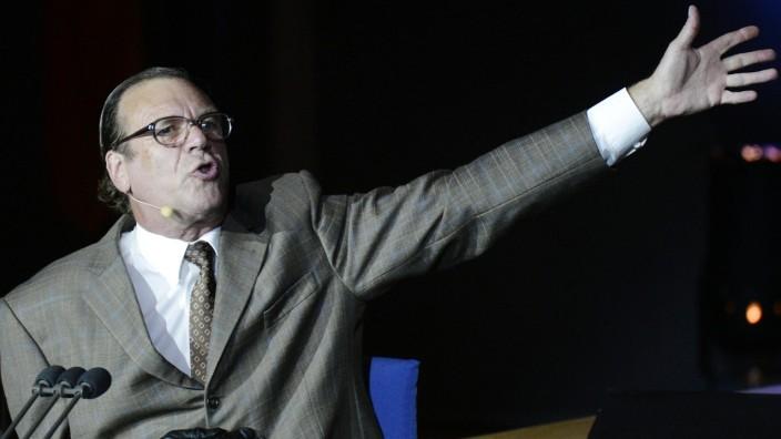 Georg Schramm auf Abschiedstournee