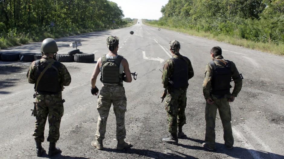 Krieg in der Ukraine Gauck über den Ukraine-Krieg