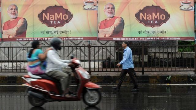Narendra Modi Indien