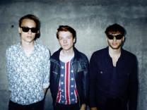 Die Mitglieder der Band Trümmer