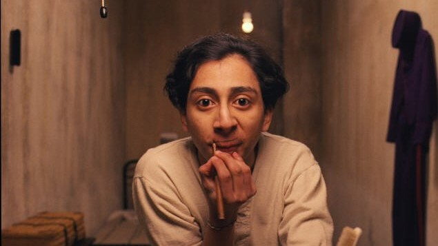 "Tony Revolori als Page ""Zero"" in ""The Grand Budapest Hotel"""