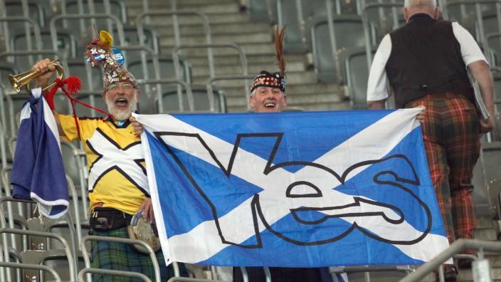 Deutschland - Schottland