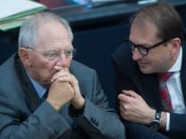 Dobrindt und Schäuble